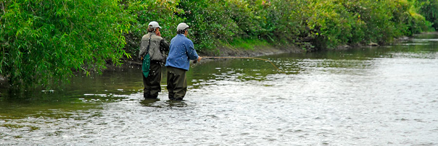 Fly Fishing Guide Vermont and New York