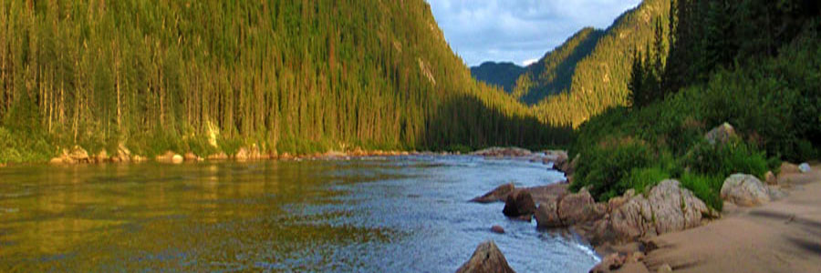 Fly Fishing Guide Big River Labrador