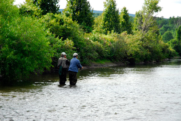 Fly Fishing Vermont Rivers